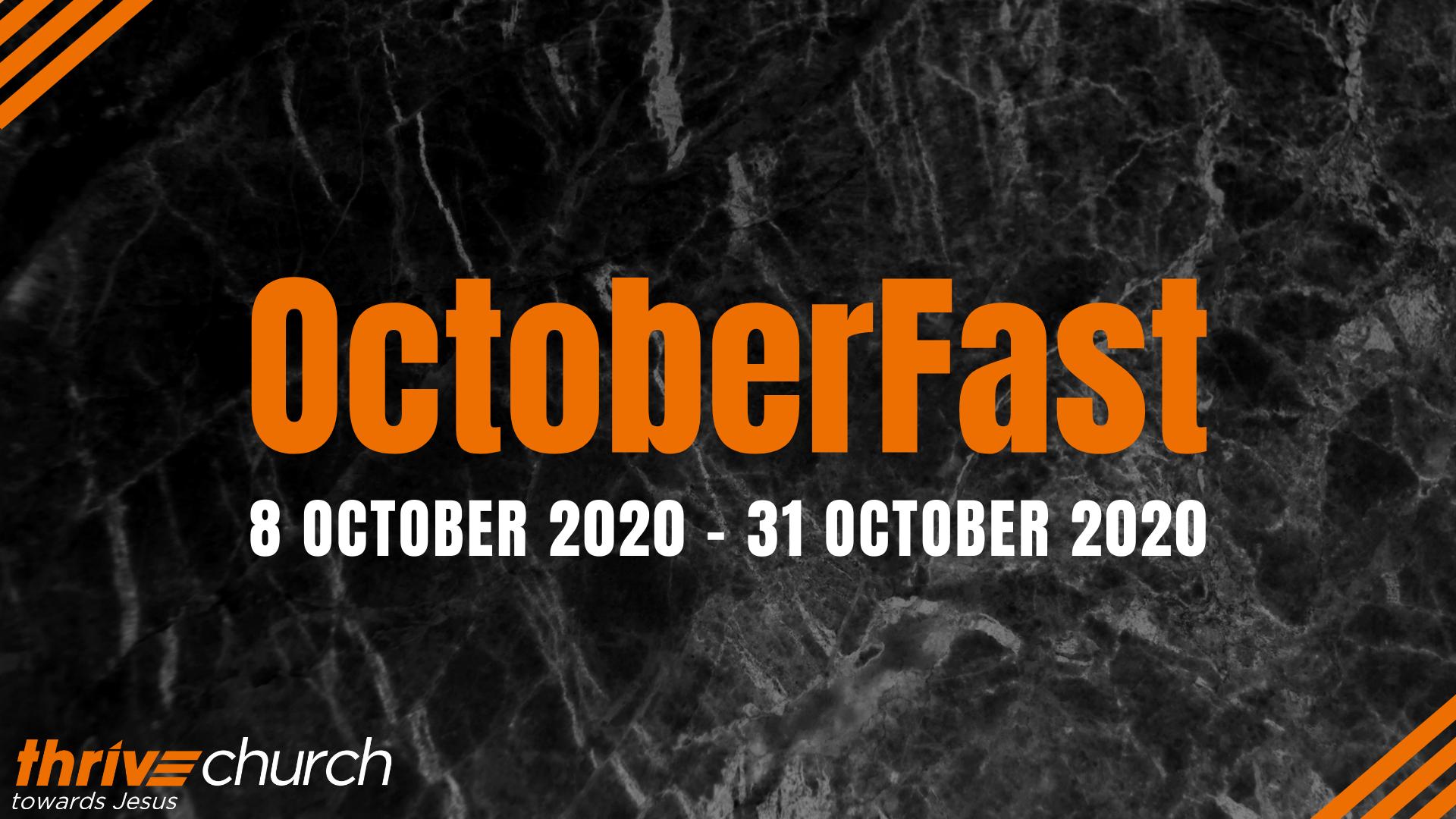 October Fast