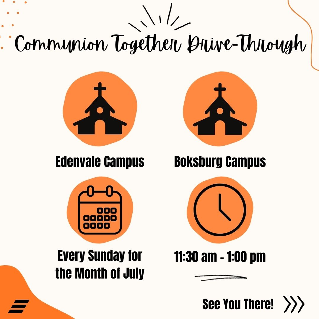Communion Together Drive-Through