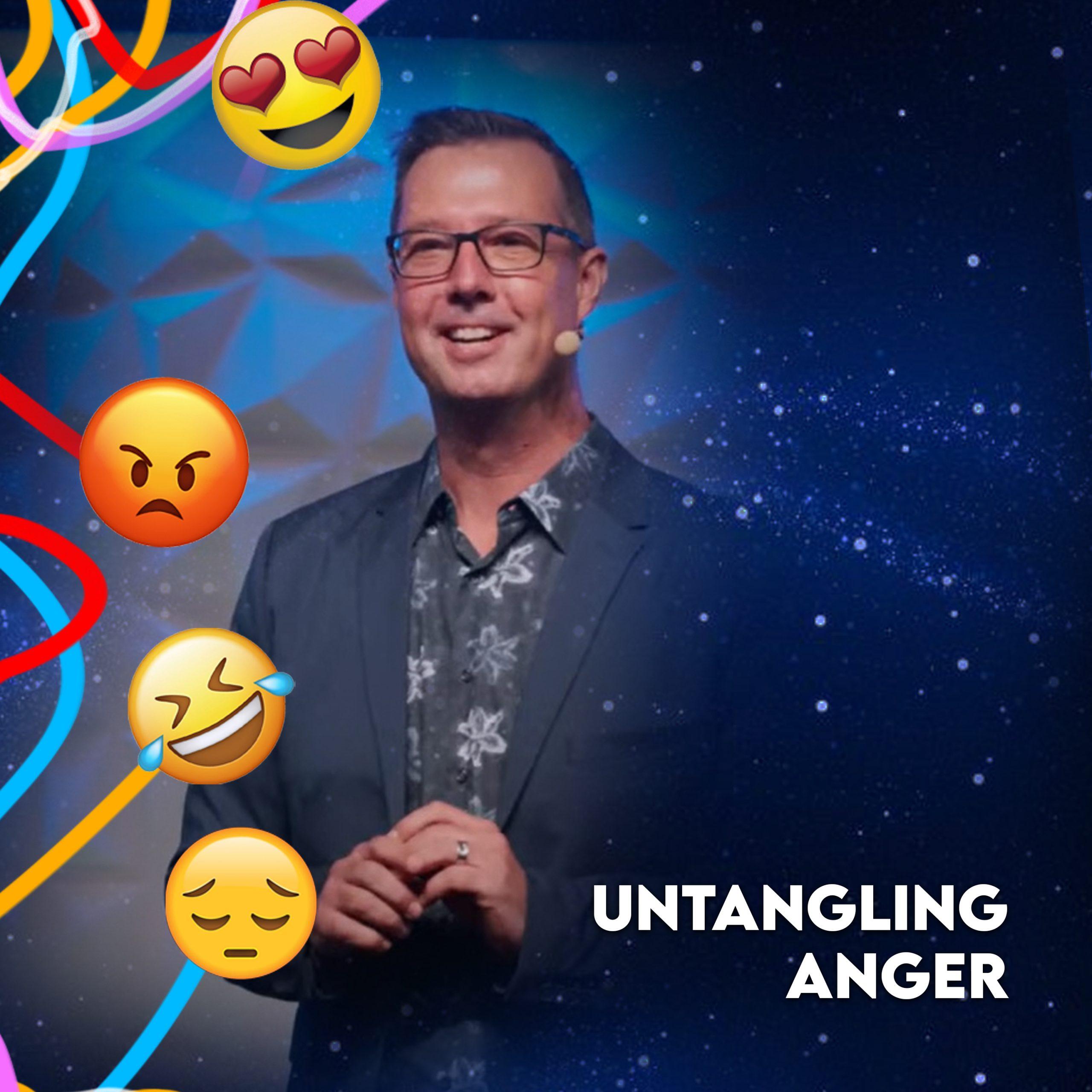 Untangling Anger