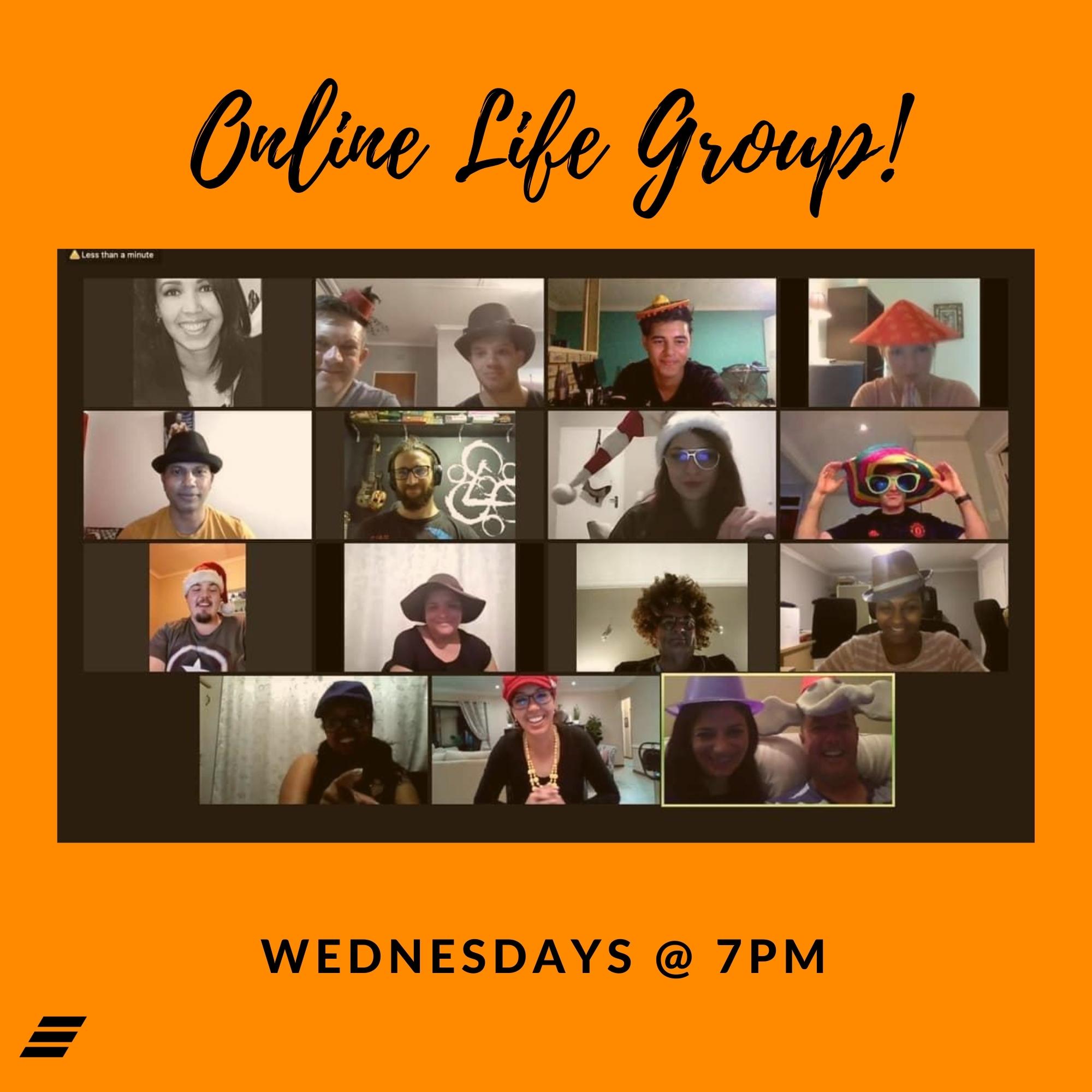 Life Groups Week 5